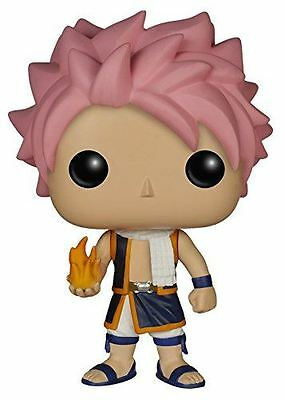 Funko POP Anime Fairy Tail Natsu Vinyl Action Figure Toy New Sealed