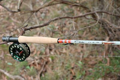 Custom Built - 8' 5wt, Glass Fly Rod