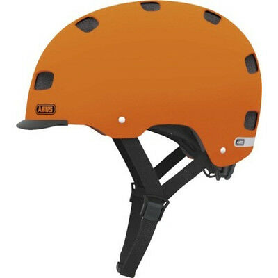 Abus Urban/City Fahrradhelm Scraper v.2 signal orange Gr:52-58 cm 25G