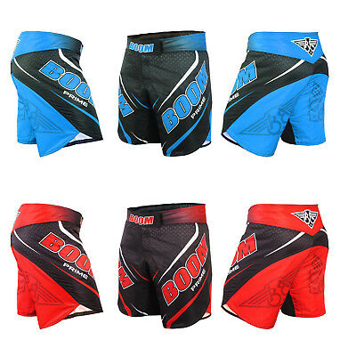 MMA Fight Shorts Grappling Kick Boxing Martial Arts Trunks Muay Thai UFC Short