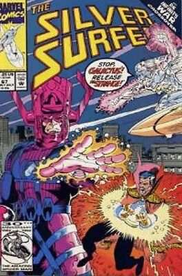 Silver Surfer (Vol 2) #  67 Near Mint (NM) Marvel Comics MODERN AGE