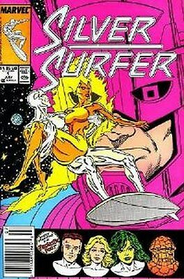Silver Surfer (Vol 2) #   1 Very Fine (VFN) Marvel Comics MODERN AGE