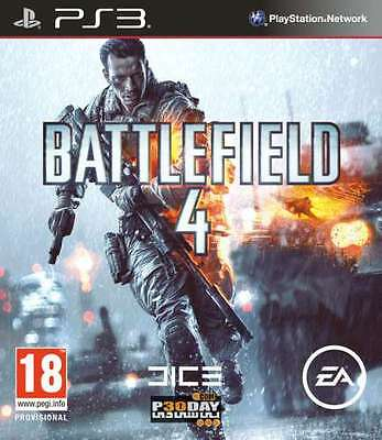 Battlefield 4 - PS3 - brand new and factory sealed