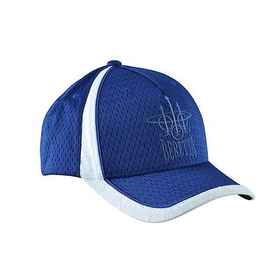 Beretta Uniform Blue Baseball Cap One Size Fits All With Logo Hunting Hat