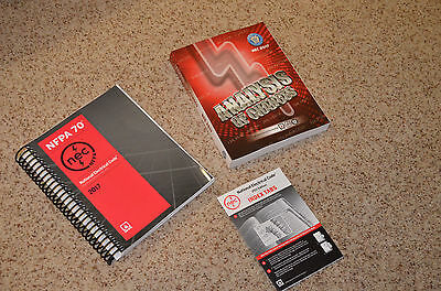 NFPA 70 NEC National Electric Code Spiral Codebook Analysis of Changes 2017