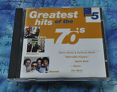 Greatest Hits of the 70's CD 5