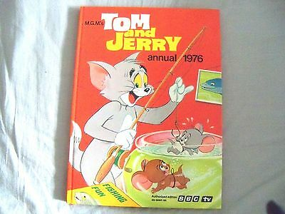 Tom And Jerry Annual (1976)