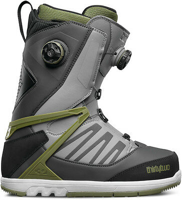 Thirtytwo 32 Focus BOA Snowboard Boots 2017 Sample Grey UK 8 / US 9