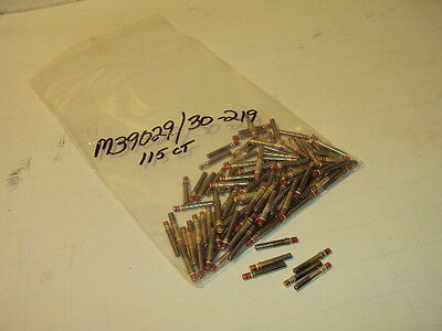 M39029/30-219 Mil Spec Circular Contact 115 Pieces