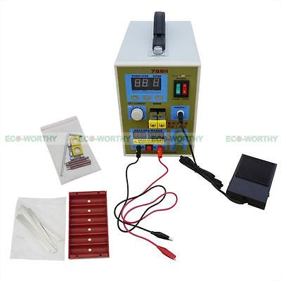 2 In 1 Spot Welding 788H Spot-welder Soldering & 18650 Battery Charger UK Stock