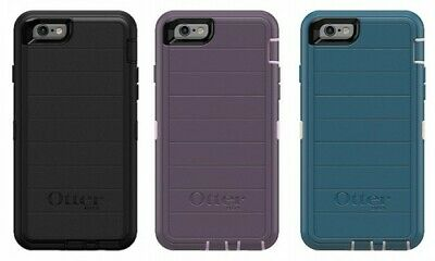 New! Authentic OtterBox Defender PRO For iPhone 6 & iPhone 6s Protective Case