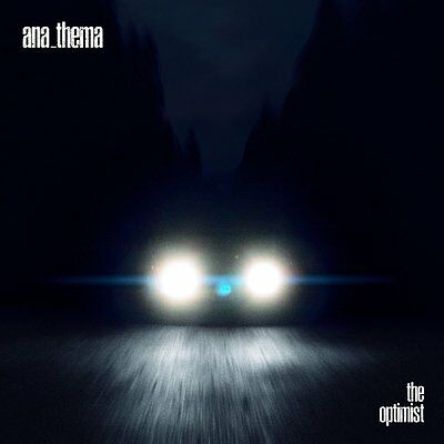 Anathema - The Optimist (2017)  180g Vinyl 2LP  NEW/SEALED  SPEEDYPOST