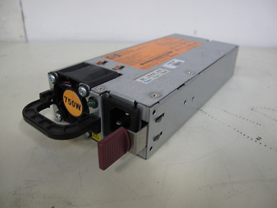 Hp Proliant Hstns-Pl18 750W Server Power Supply Used