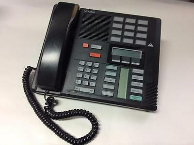 Nortel Norstar Meridian M7310 Business Black Business Phone (English Button)