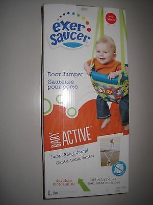 Evenflo Exersaucer Door Jumper - Multiple Variations