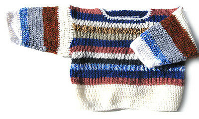 KSS Handmade Earth Crocheted/Knitted Sweater (3-4 Years) SW-050 on SALE!