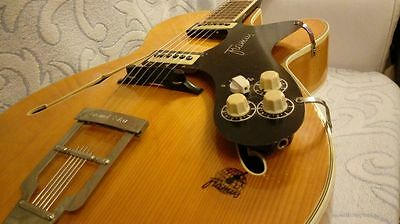 Original Vintage 1959 FRAMUS Grand Star Archtop Gitarre Custom Made in Germany