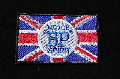 Fantic Motor Iron//Sew On Patch Biker Ton Up Boys No805