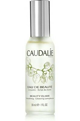 Authentic Caudalie Paris Beauty Elixir 30ml Soothing Glowing Spray New
