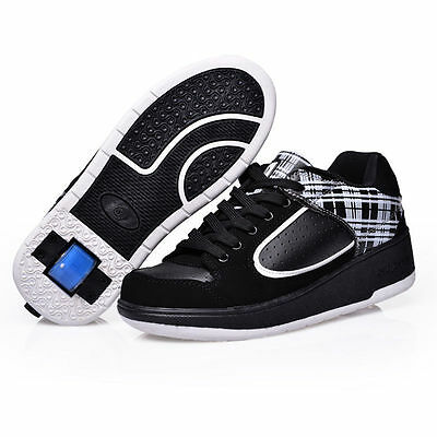 Kids Shoes Children Roller Shoes With Wheels Girls Boys Jazzy Junior Sneakers