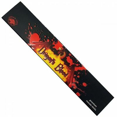 Dragons Blood Premium Masala Incense 12 X15Gm Packets Fast Free Post Bulk Buy
