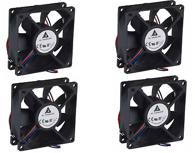 Dell 9857T Triple Fan Assembly System Dell Poweredge 2450 2550 Server Cooling
