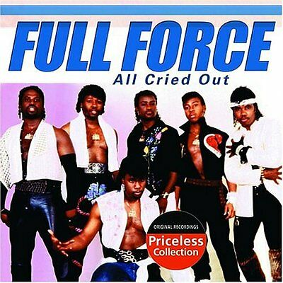All Cried Out - Full Force - Audio CD (f3A)