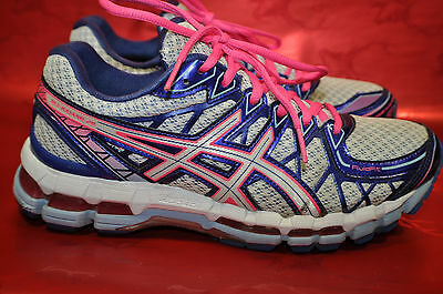 Asics Gel IGS Kayano 20 Women's Used Shoes Size us 8.5 B
