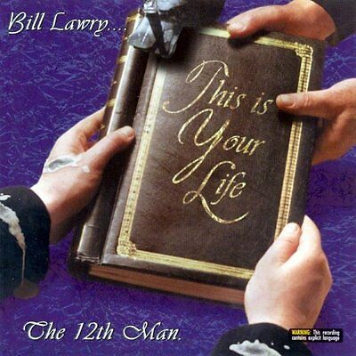 Bill Lawry This Is Your Life - The 12th Man - Audio CD (i7H)