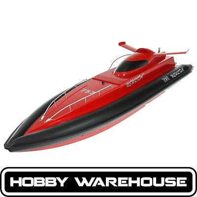 4015 Tracer 2 Red NQD 805MM Twin Motor RC Speed Boat