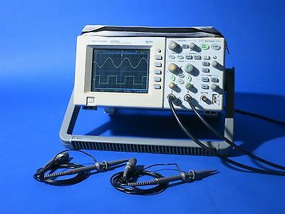 Agilent DSO3202A Digital Storage Oscilloscope 200mhz 1GSa/s Tested Probes
