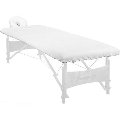 Elasticated Cover 100% Cotton 60ºF Washable Coating Massage Table +