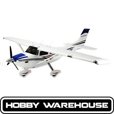Dynam 8938 Cessna 182 4Ch High Wing Trainer RC Plane
