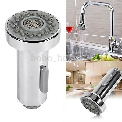 Pull Out Replacement Spare Kitchen Mixer Faucet Tap Spray Shower Head Settings