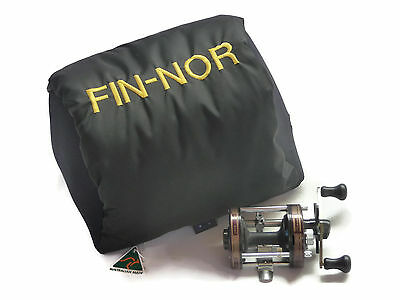 Fin-Nor Overhead Reel Cover X-Large - breathable Material - Made in Australia -
