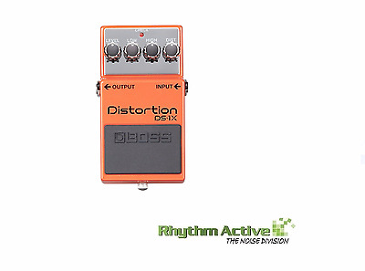 Boss Ds-1X Distortion Multi-Dimensional Processor Guitar Effect/s  Fx Pedal Ds1X