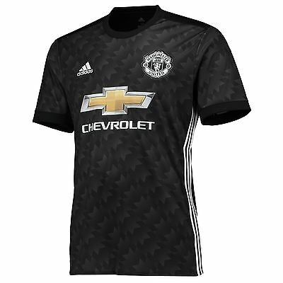 adidas Mens Football Official Manchester United Away Shirt Jersey Top 2017-18
