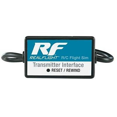 Great Planes RealFlight RF-X Kabel-Interface einzeln #GPMZ5024