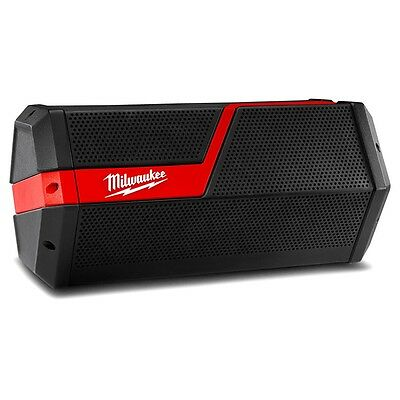 Milwaukee 12V-18V Li-ion Cordless Bluetooth Jobsite Speaker Dock M12-18JSSP-0
