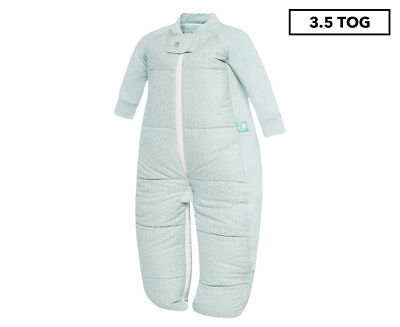 ergoPouch 4-6 Years 3.5 Tog Sleep Suit Bag - Mint