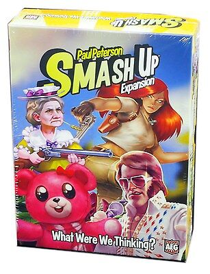 AEG Games, Smash Up, What were We Thinking ? Expansion, New and sealed