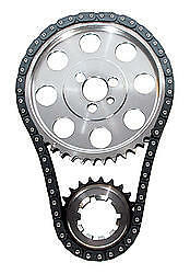 JP PERFORMANCE Double Roller Small Block Chevy Timing Chain Set P/N 5981