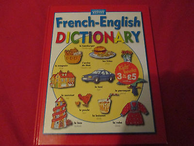 Language Masters French - English Dictionary. Learn French Book