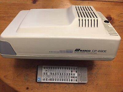 Marco Nidek CP690 Automatic Chart Projector