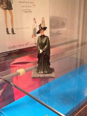 Harry Potter Professor Mgonagall Figure Rare Miniature Figure