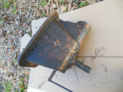 1953  Minneapolis Moline MM TRACTOR BF BG PTO ASSEMBLY