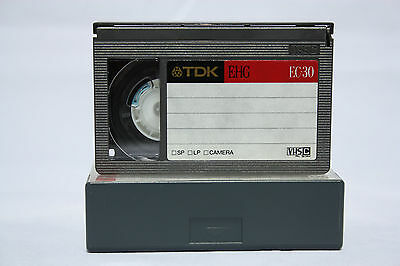VHS-C to Memory Stick > Digital Re-mastering Service  Vintage VHS C Video Tapes