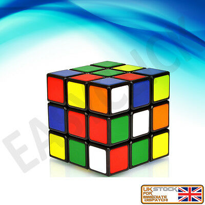 Rubiks Cube Puzzle S Rubix Game Rubik's Toy Mind Classic Original Gift New