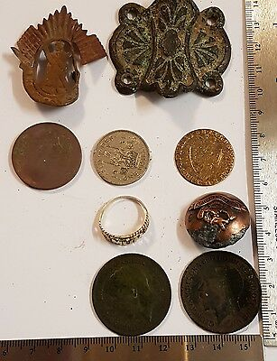 metal detecting finds lot 4