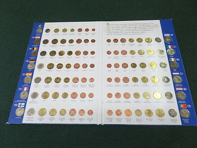 Collection Original Twelve Euro Countries Uncirculated Coin Sets 96 Total Coins